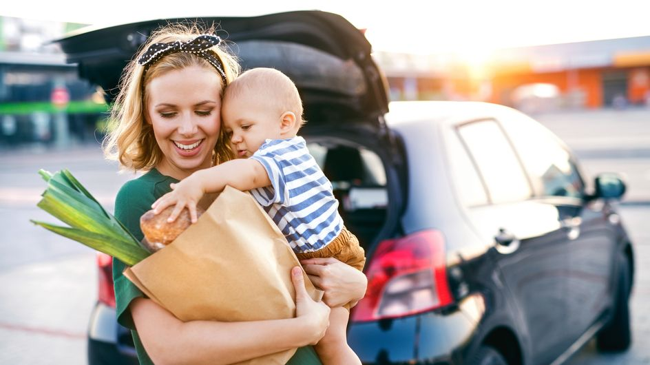 Wochenende für alle: 5 Dinge, die Mama auch liegen lassen darf