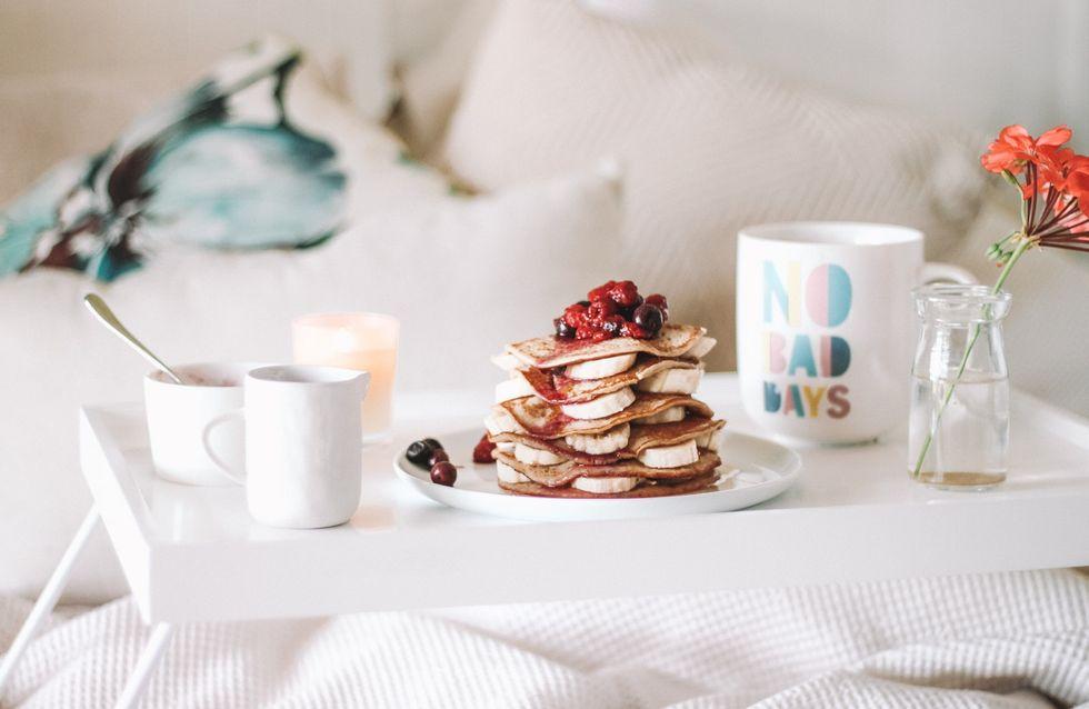 Grâce à ces produits, à vous les petits déjeuners au lit !