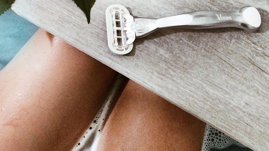 7 erreurs que l'on fait toutes lorsque l'on se rase