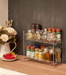 5 produits pour ranger vos épices et gagner de la place en cuisine