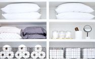 4 conseils de Marie Kondo pour bien ranger sa salle de bain et ses produits de b
