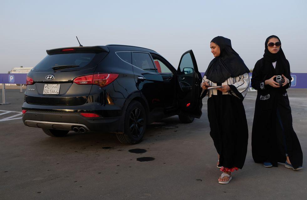 En Arabie Saoudite, cette application contrôle les déplacements des femmes