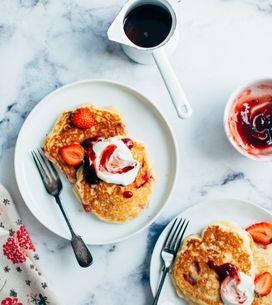 3 recetas dulces para una merienda deliciosa