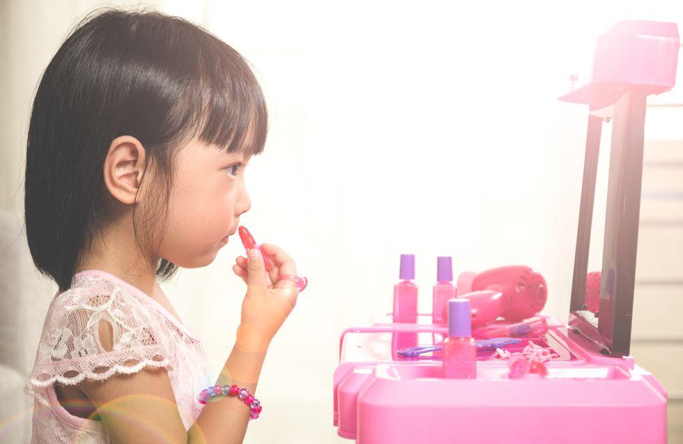 En Corée du Sud, les ventes de rouges à lèvres pour enfants explosent