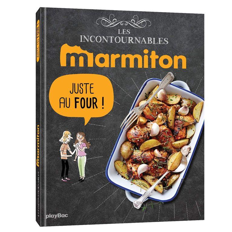 Le Livre De Recettes Marmiton Juste Au Four Est Sorti