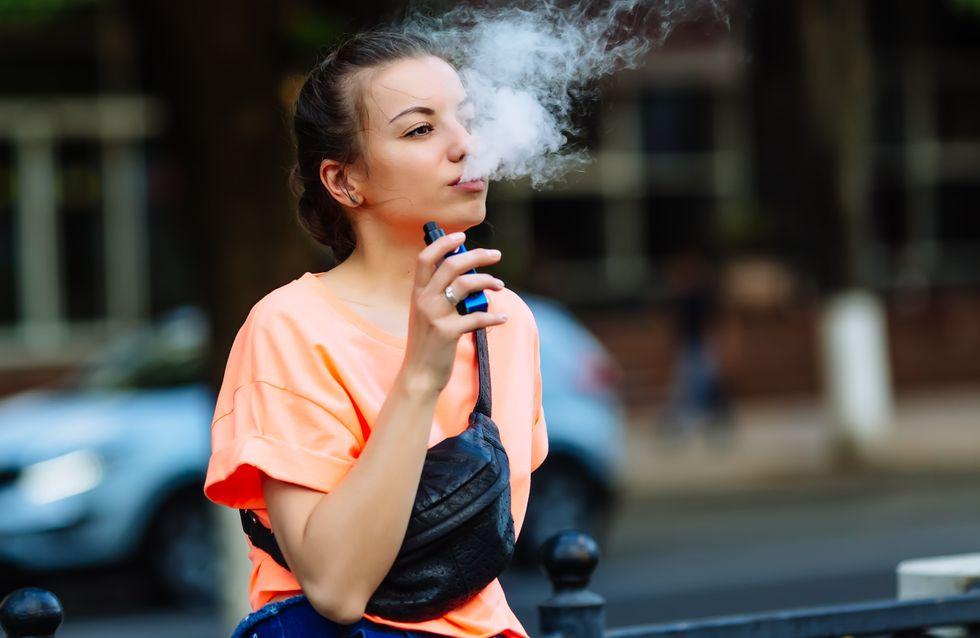 La cigarette électronique favoriserait les infections buccales