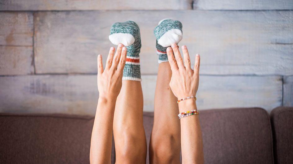 4 ejercicios que pueden ayudarte a relajar los pies