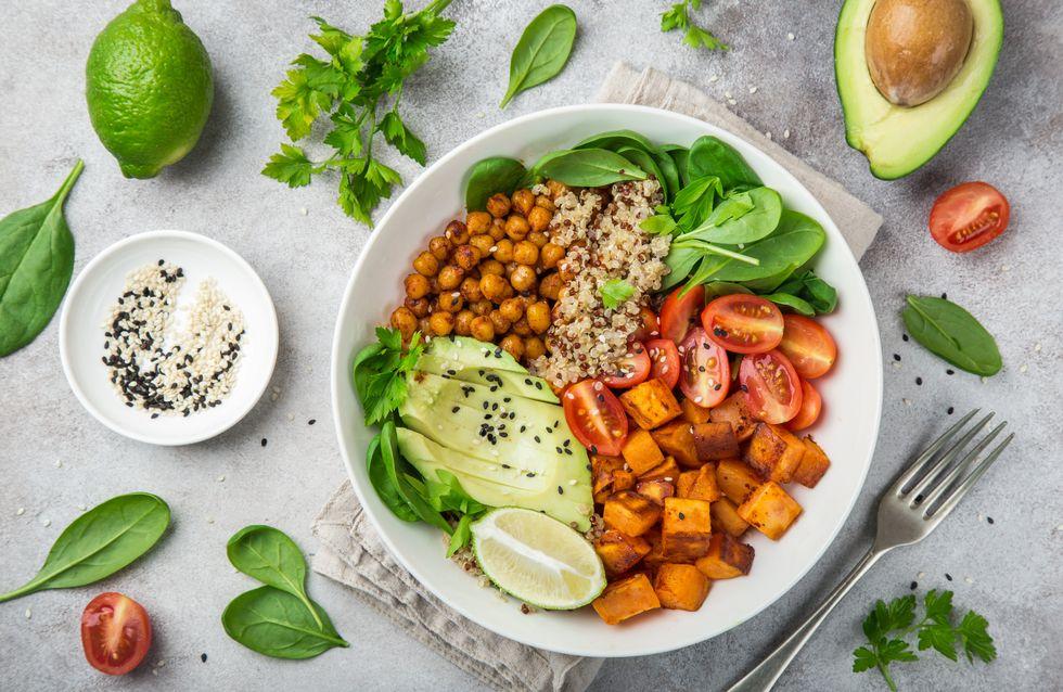 ¿Vas a optar por una dieta vegana? Sigue estos consejos para conseguirlo