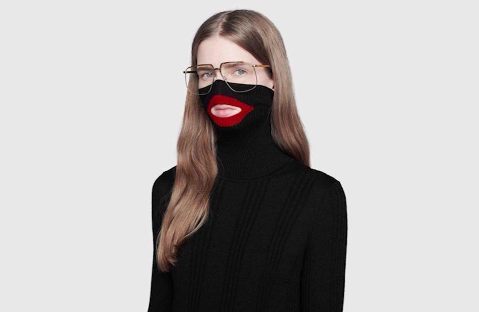 Accusée de blackface et de racisme, Gucci retire ce pull de la vente