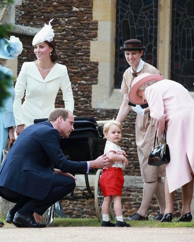 Ce drôle de mot que la nounou des enfants de Kate Middleton a interdiction de prononcer