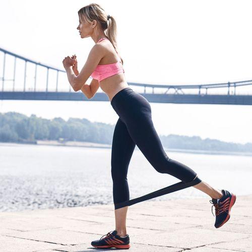Exercices Avec Des Elastiques De Musculation