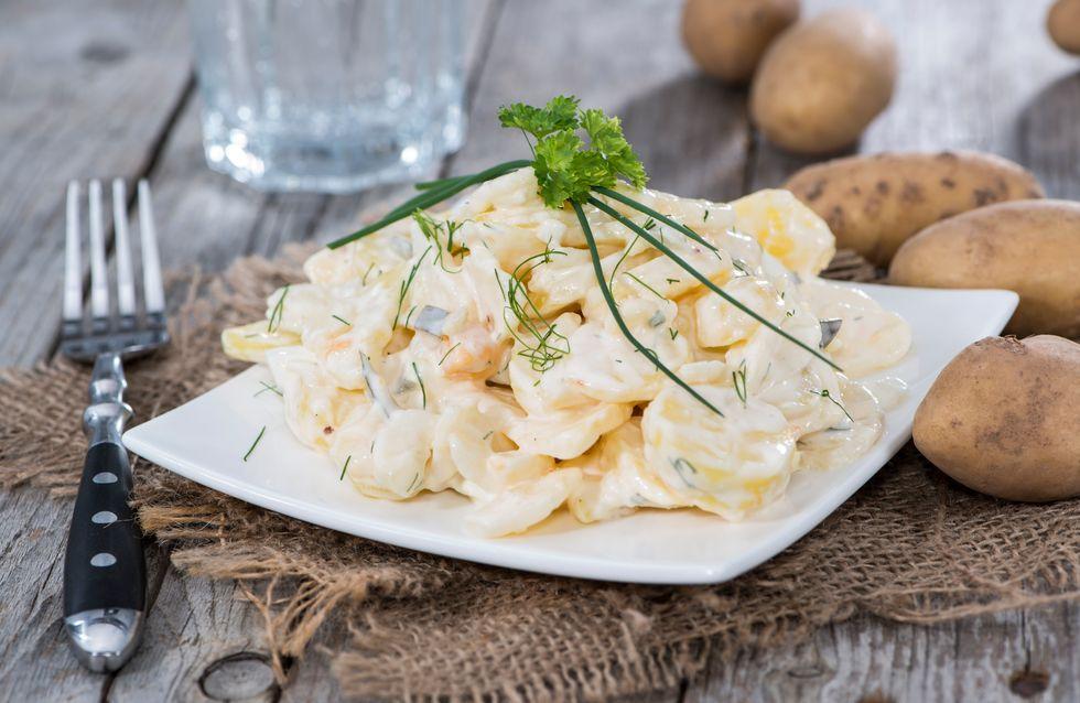 Comment décliner la salade de pommes de terre ?