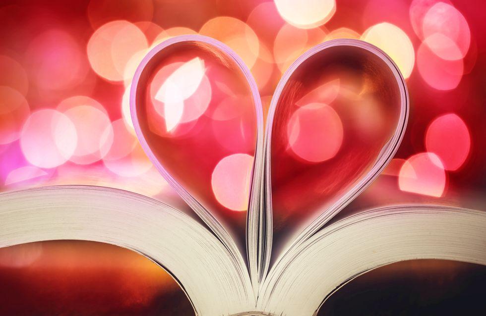 8 livres 100% Love pour vivre d'amour et de lecture !