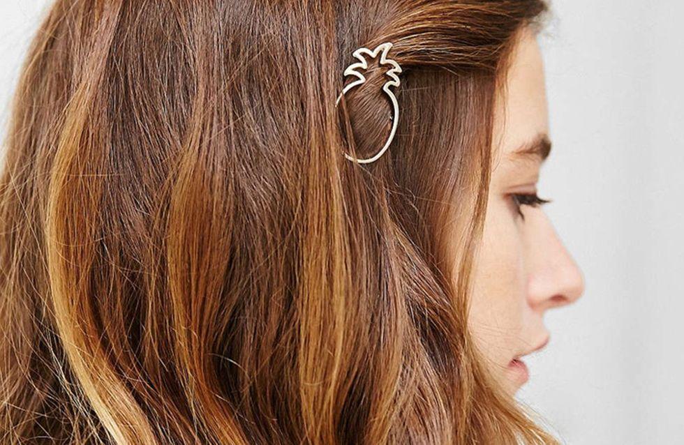 6 accessoires à glisser dans ses cheveux pour le printemps