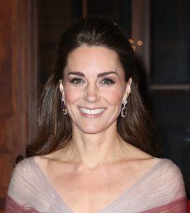 Kate Middleton, magnifique dans une robe de princesse rose
