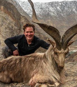 Un chasseur paie plus de 100 000 dollars pour tuer une chèvre rare au Pakistan