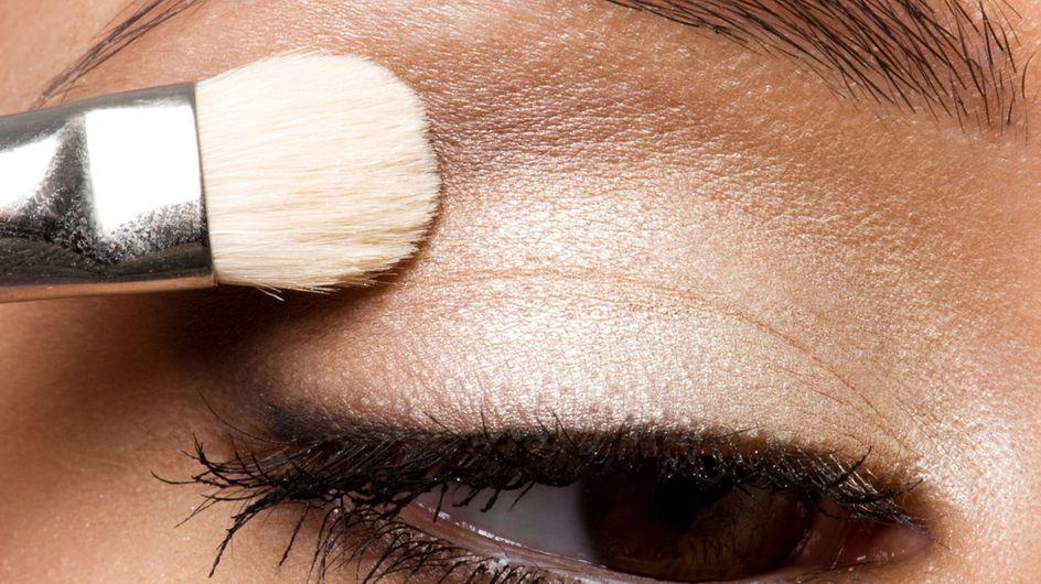 Schlupflider schminken: So kommen kleine Augen groß raus