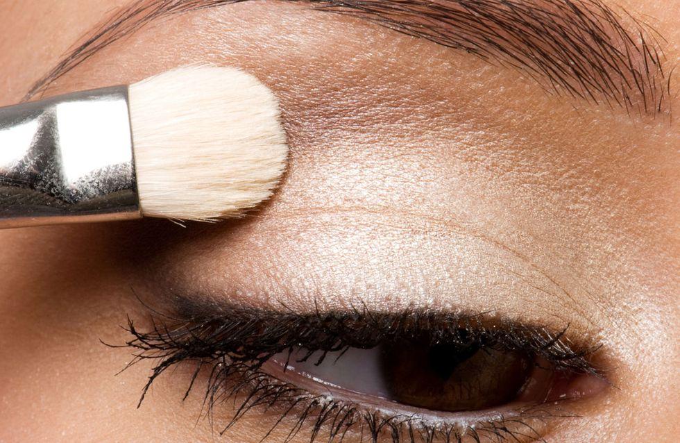 braune augen richtig schminken
