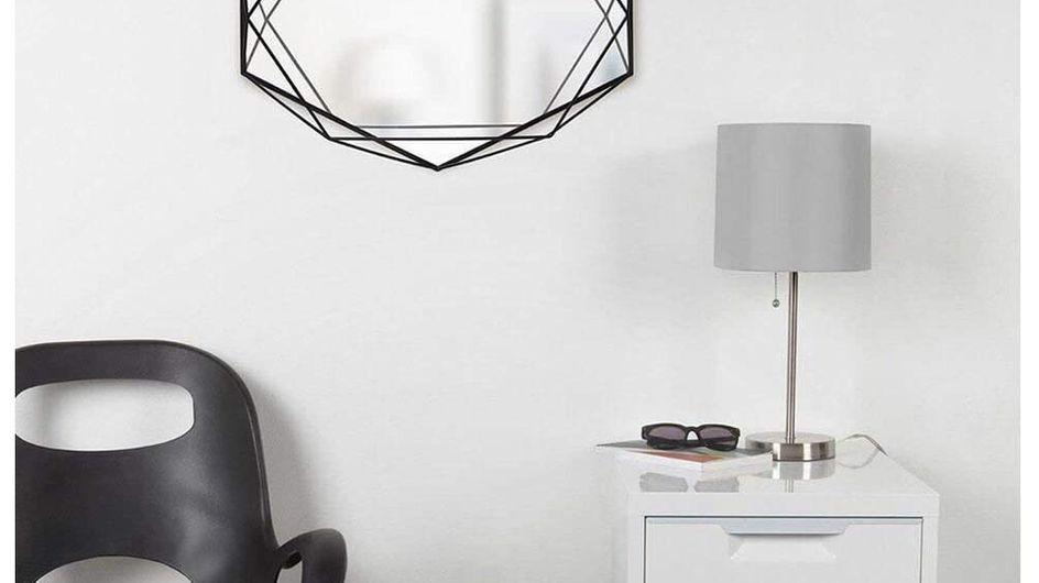 5 miroirs originaux pour décorer un joli mur