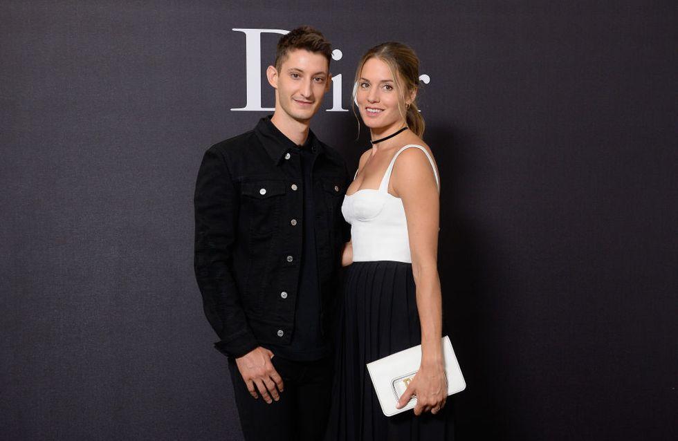 Pierre Niney et sa compagne Natasha Andrews attendent un deuxième bébé