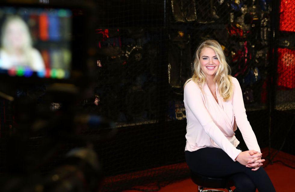 Kate Upton félicitée pour rendre l'allaitement normal sur les réseaux sociaux