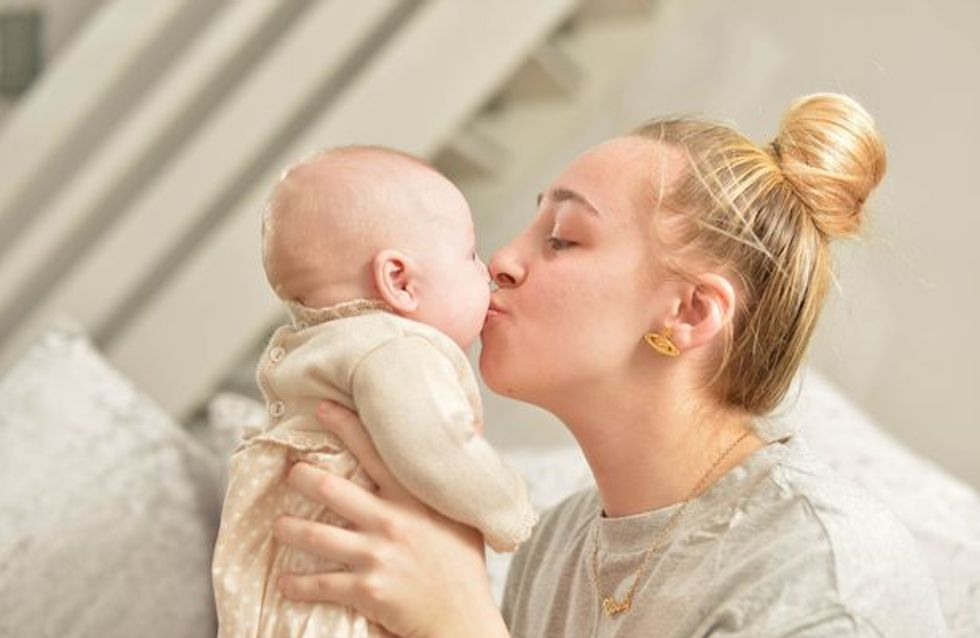 Plongée dans le coma, elle se réveille et découvre qu'elle est devenue maman