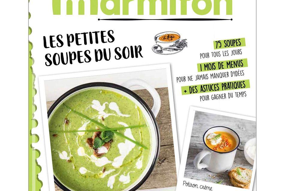 Cahier Gourmand spécial soupes de Marmiton !