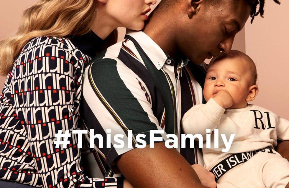 Cette campagne de pub célèbre la famille dans toute sa diversité