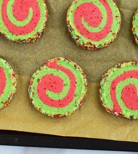Jetzt wird's bunt! Diese 4 Rezepte für süße Swirl Cookies müsst ihr testen
