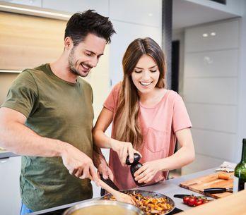 Cocina para dos: los mejores artículos para la vida en pareja