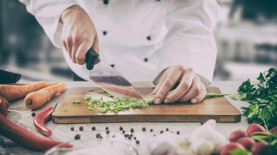 Tipos de cuchillos de cocina: todo lo que debes saber para usarlos correctamente