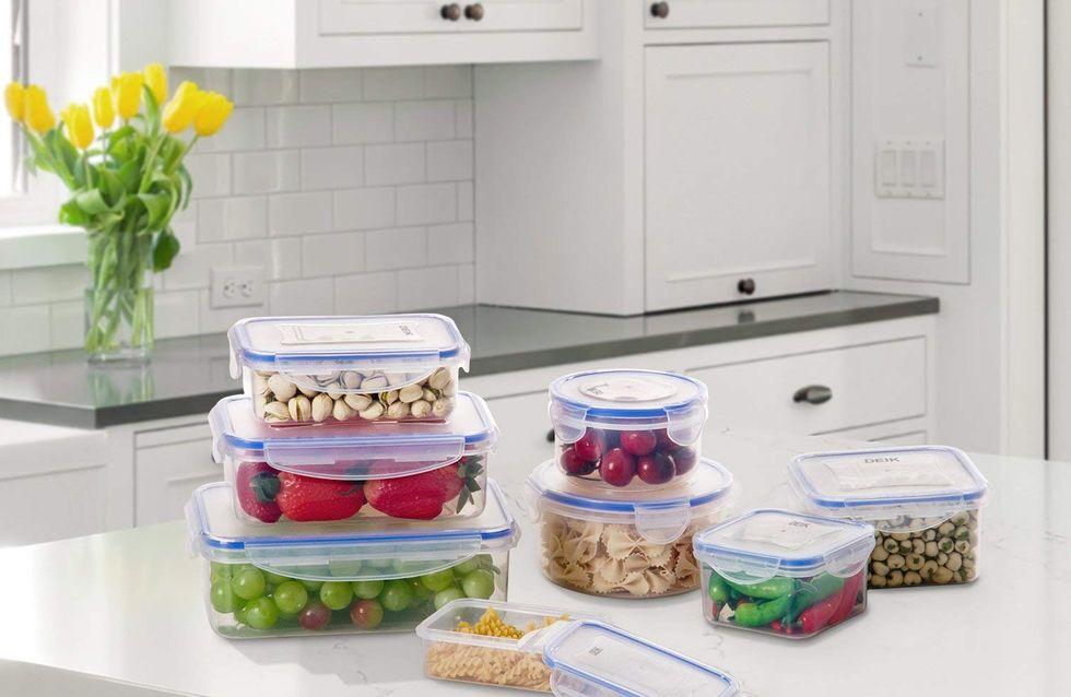 Evitez le gaspillage alimentaire et devenez une pro de la conservation !