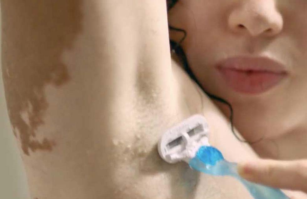 Gillette met ENFIN en avant la pilosité féminine dans sa dernière campagne (Vidéo)