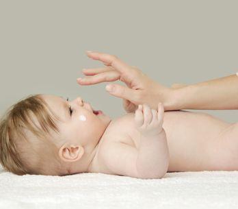 Las mejores cremas hidratantes para la piel de tu bebé