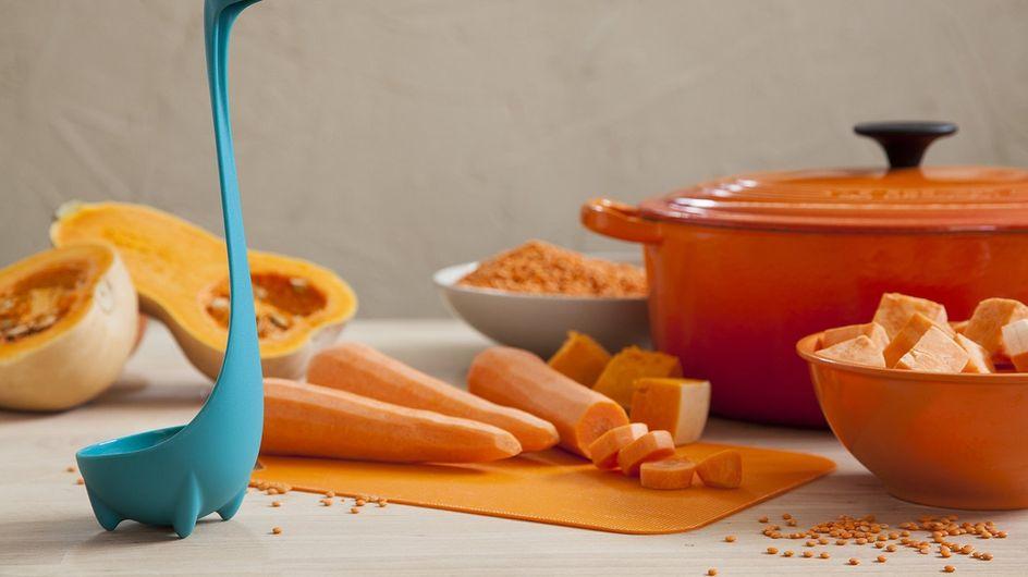 I mestoli più carini per decorare la tua cucina!