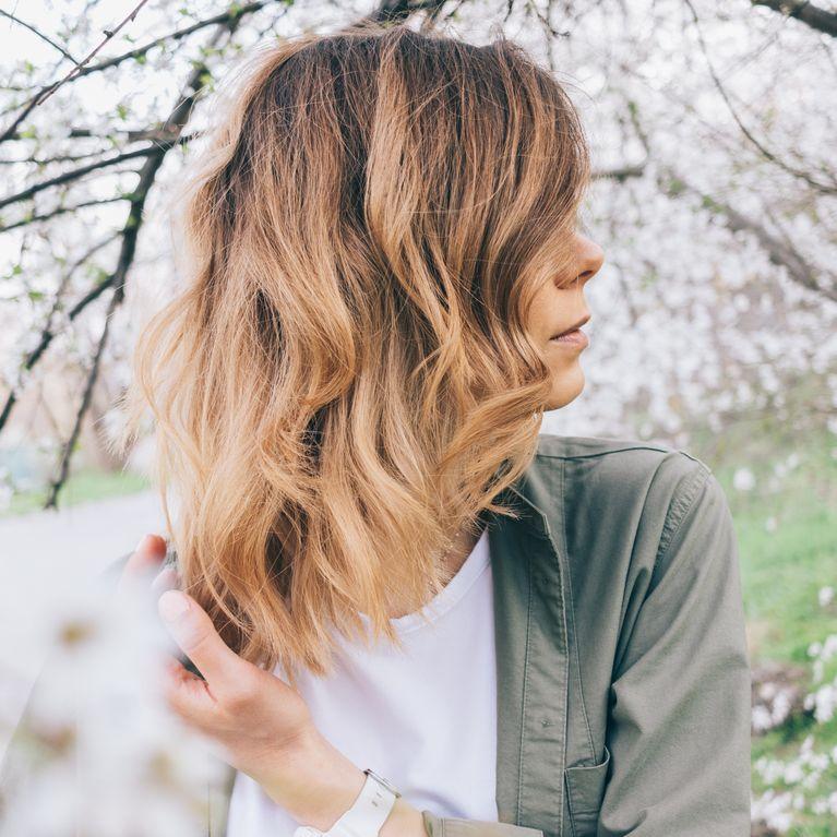 Mehr Volumen Die Besten Tipps Fur Dunnes Haar