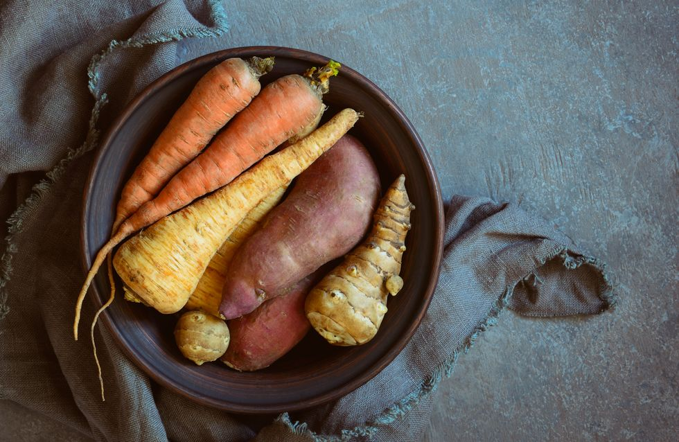 Le retour des légumes anciens
