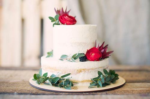 Naked Cake Trend
