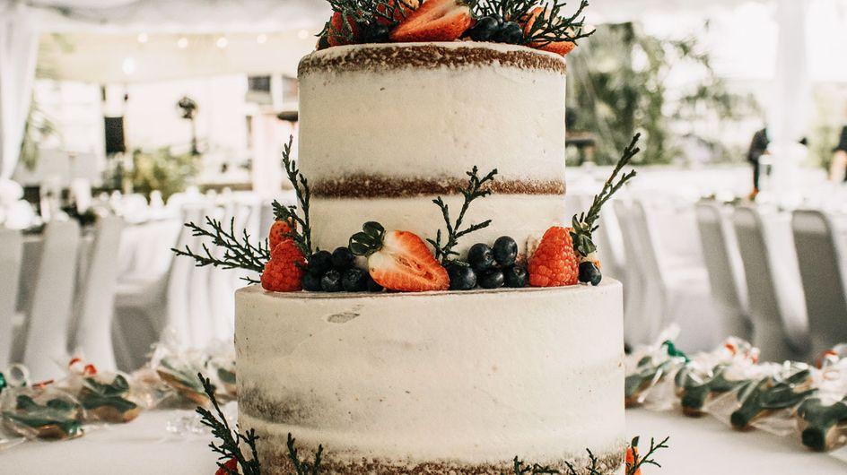 Naked Cakes: Der schönste Tortentrend für eure Hochzeit