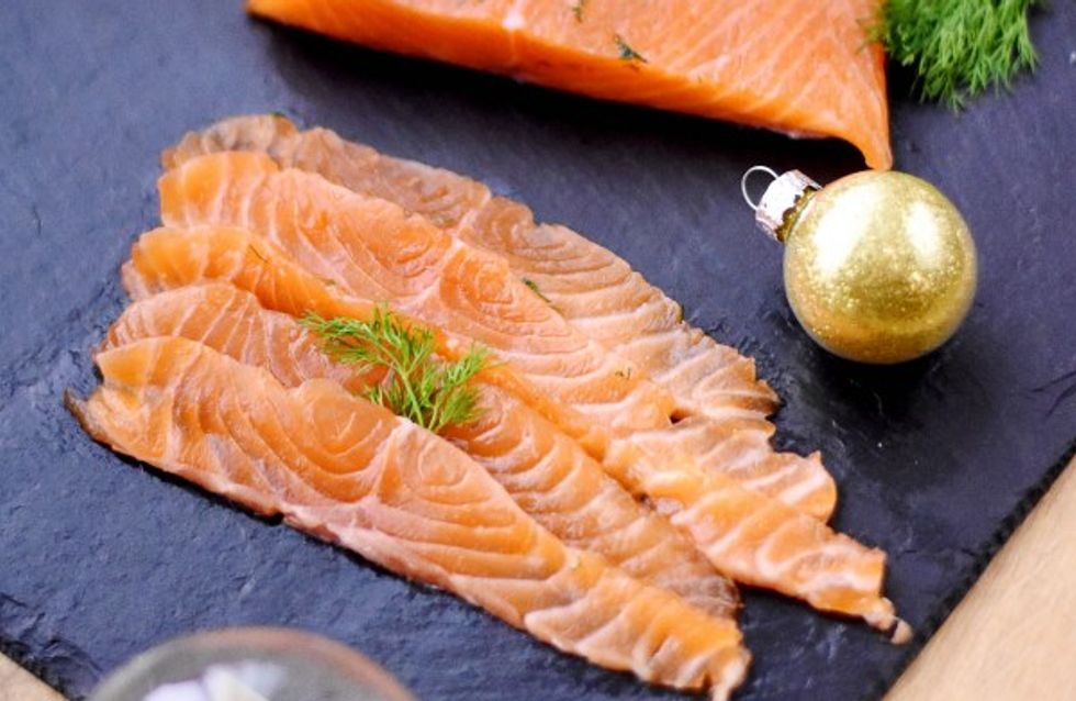 Comment faire un saumon gravlax ?