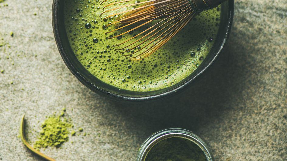 Beneficios del té matcha: ideas de recetas y cómo prepararlo