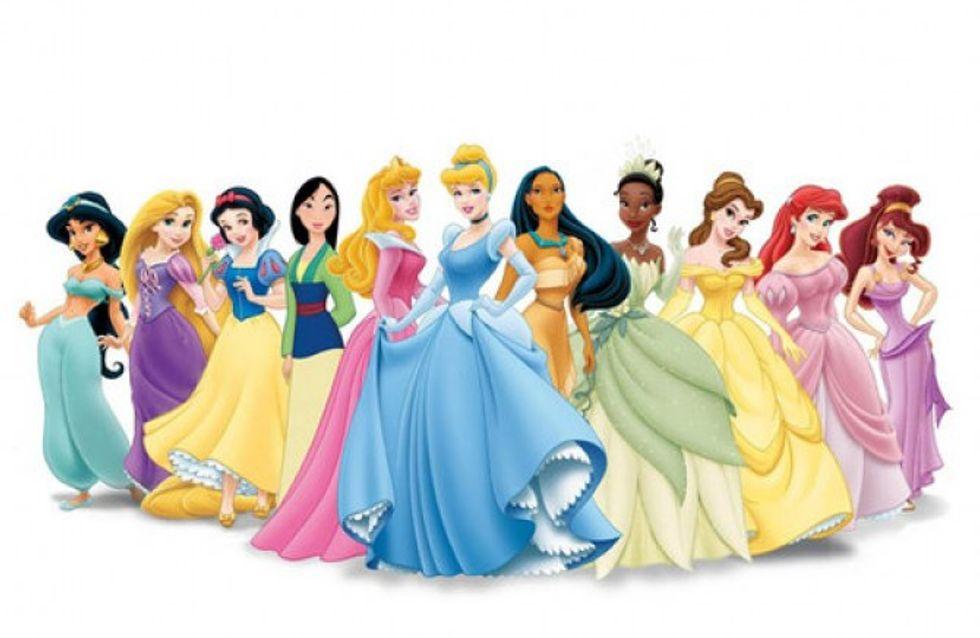 Une fillette demande à Disney de créer une princesse à lunettes dans une lettre touchante