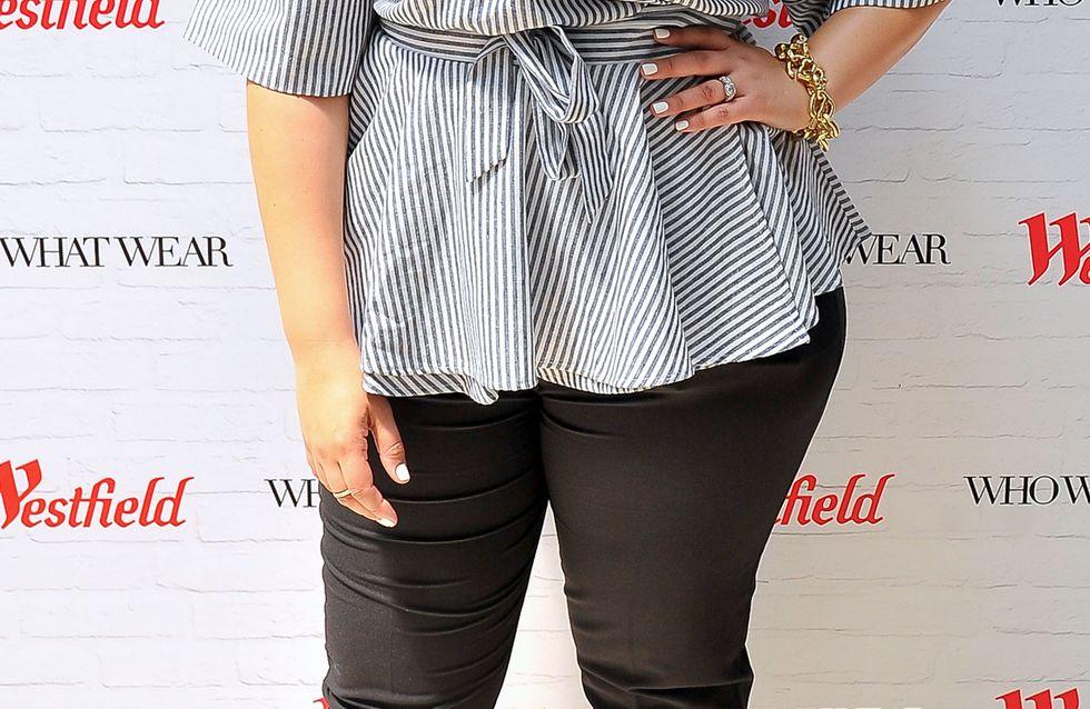 Mode für übergewichtige