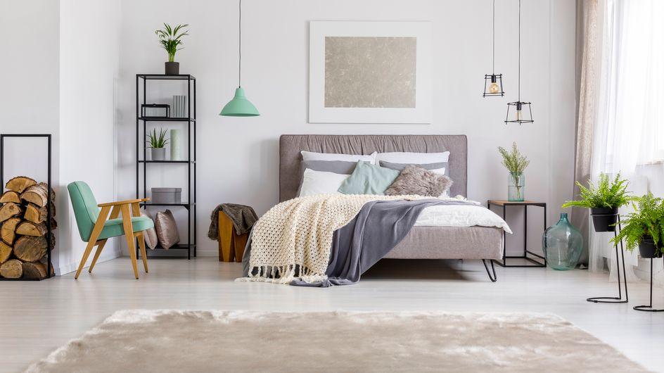 Come far sembrare più lussuosa la tua camera da letto
