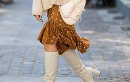 Puedes amarlas u odiarlas, pero las botas blancas son tendencia