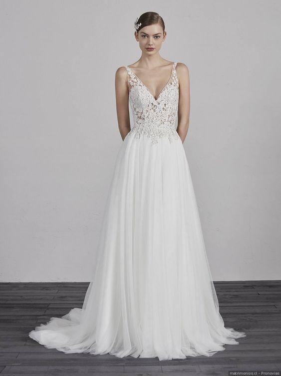 f78b8885478eb Come scegliere l abito da sposa in base alle forme del corpo