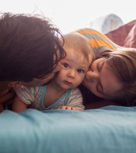 Après une naissance, les parents seraient privés de 6 ans de sommeil