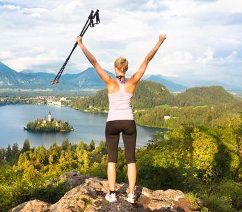 Walken: So geht Fitness auf die sanfte Art