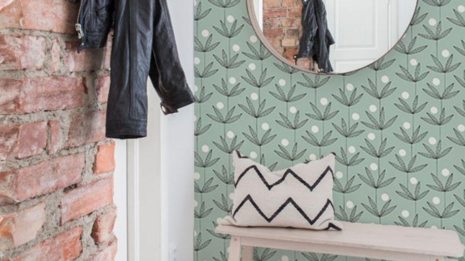 Ces 100 papiers peints vont vous donner envie de rhabiller vos murs