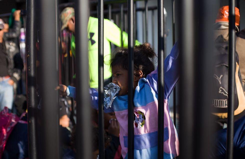 Aux États-Unis, des milliers d'enfants migrants auraient été victimes d'abus sexuels